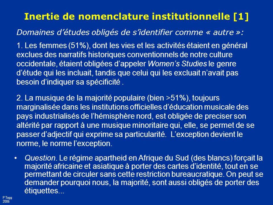 Inertie de nomenclature institutionnelle [1]
